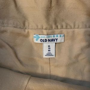 Old Navy Skirts - Khaki skirt